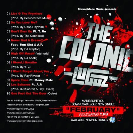 Colonic Back